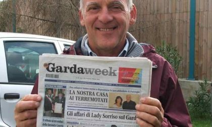 Fabrizio Amicabile torna a correre per la Sla