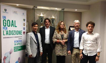 Feralpi, Hellas, Brescia e Rigamonti in campo per le adozioni