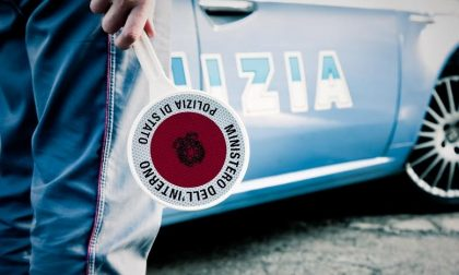 Folle inseguimento in centro a Desenzano