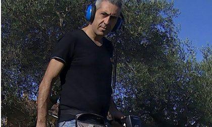 """Gianluca: """"Con il metal detector cerco l'oro"""""""