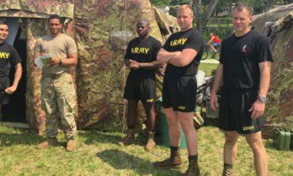 I Marines si addestrano a Lazise!
