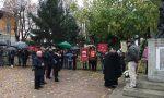 Cerimonia IV Novembre partecipata anche sotto la pioggia