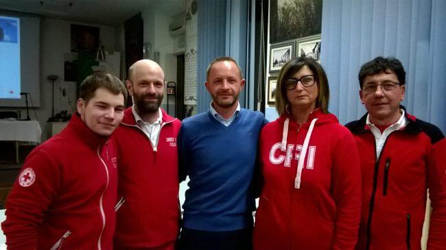 Croce Rossa in cattedra di sicurezza &#8211&#x3B; LIVE