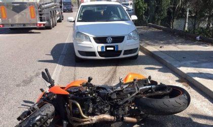 Ieri incidente a Bussolengo