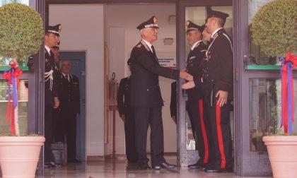 Il Comandante Generale dei Carabinieri a Peschiera