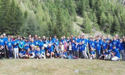 In Val d'Aosta il campeggio riservato solo ai papà