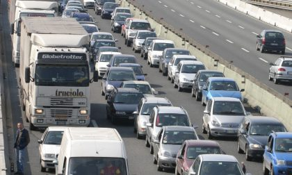 Autostrada A4 bloccata tra Rovato e Ospitaletto