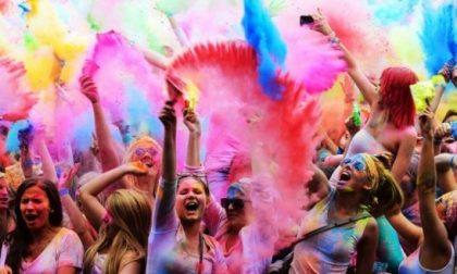 L'Holi-il festival arriva a Cavaion