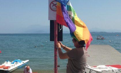 La bandiera della pace torna a sventolare