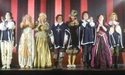 La compagnia il Nodo in scena a Lonato