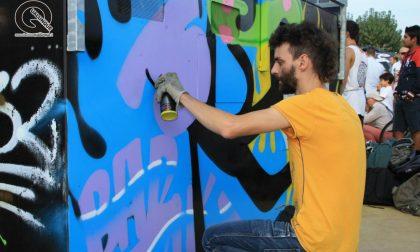La passione di uno street artist