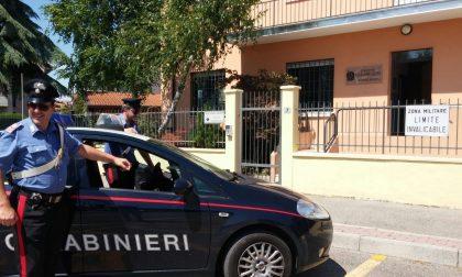Ladri d'appartamento in via Gardesana, presi