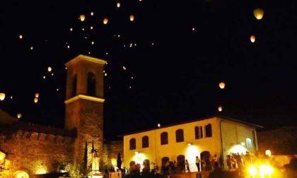 Lancio delle lanterne aspettando Ferragosto