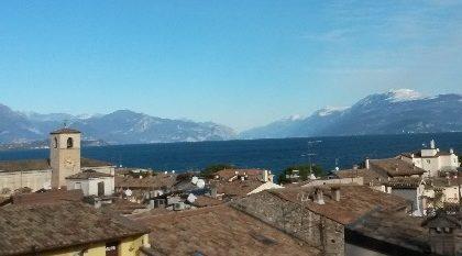 Le previsioni meteo per il weekend sul Garda