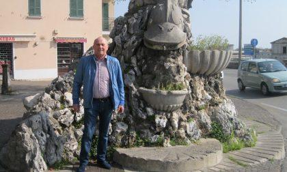 Lionetti sistema la fontana centenaria