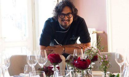 Lo chef Borghese torna sul Garda