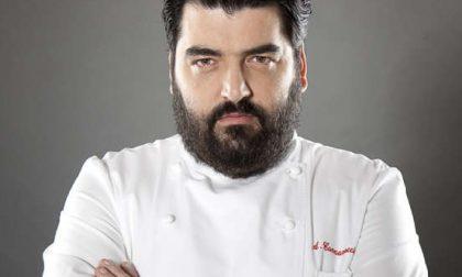 Lo chef Cannavacciuolo torna nel mantovano