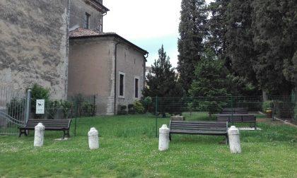 Lonato: apre il giardino del Santuario San Martino
