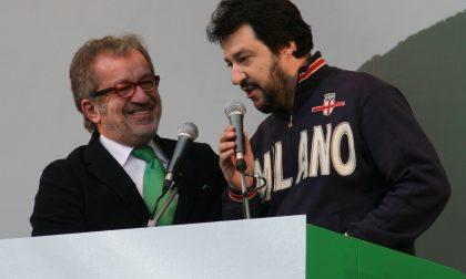 Maroni e Salvini di nuovo a Desenzano