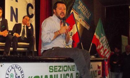 Matteo Salvini a Desenzano