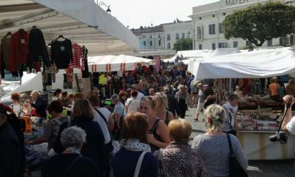 Mercato di Desenzano: allarme borseggi