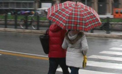 Meteo, ancora pioggia