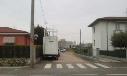 Monitoraggio della qualità dell'aria a Peschiera