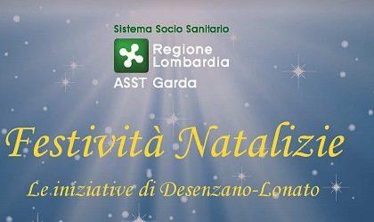 Natale di solidarietà all'ospedale di Desenzano