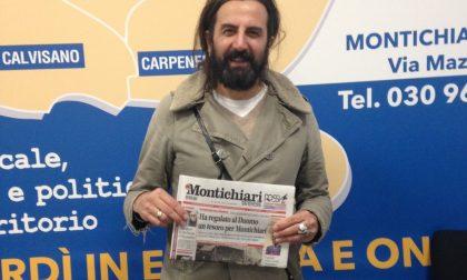 Omar Pedrini si racconta, l'intervista su Gardaweek