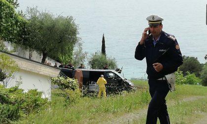 Omicidio-suicidio a Padenghe: nessuna lettera per spiegare il folle gesto