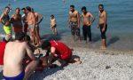 Paura alla spiaggia Desenzanino