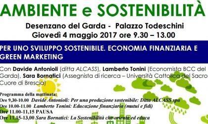 Per uno sviluppo sostenibile. Economia finanziaria e Green Marketing