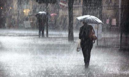 Preparate gli ombrelli: arriva la pioggia