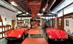 Auto d'epoca al Museo 1000 miglia