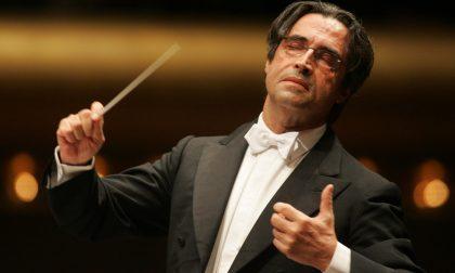 Riccardo Muti premiato al Vittoriale