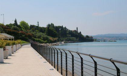 Sabato apre la passeggiata a lago a Rivoltella