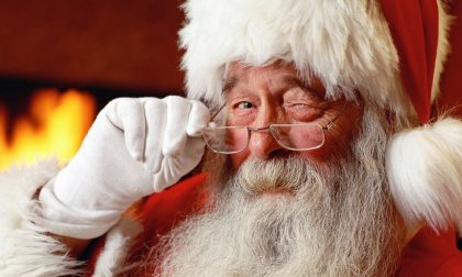 "San Felice:  Olimpiade dei ""Babbi Natale"""