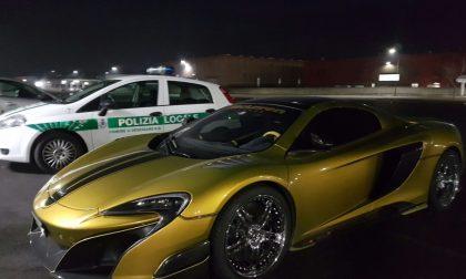 Sequestrata una McLaren 675LT a Desenzano: vale mezzo milione