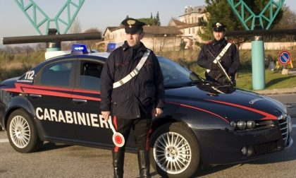 Spericolata fuga dai carabinieri, arrestato