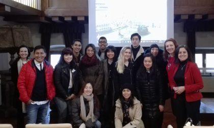 Studenti americani a Desenzano per scoprire marketing e moda