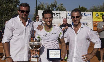 Tennis a Salò: l'Open a Pontoglio
