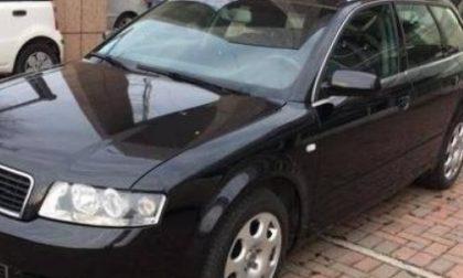 Truffa alle porte del Garda: attenzione all'Audi nera