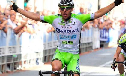 Tutti i gardesani al Giro d'Italia