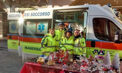 Valtenesi soccorso in Piazza Malvezzi