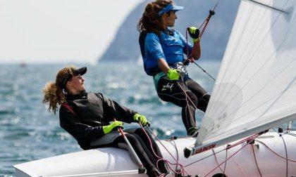 Vela: Alexandra e Silvia argento ai mondiali