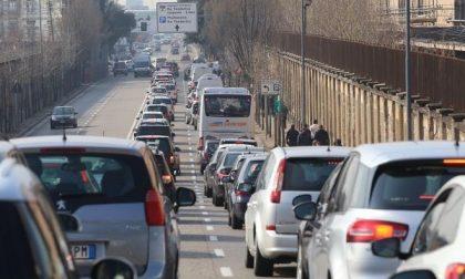 A4 bloccata direzione Venezia