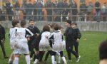 Riscaldamento per il mini Rugby del Chiese