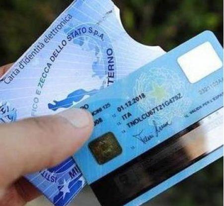 Vittoria, arriva lunedì la carta di identità elettronica