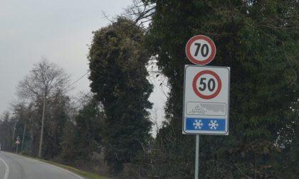 Revoca del limite dei 50 km/h sulla Goitese