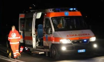 Incidente a Artogne SIRENE DI NOTTE